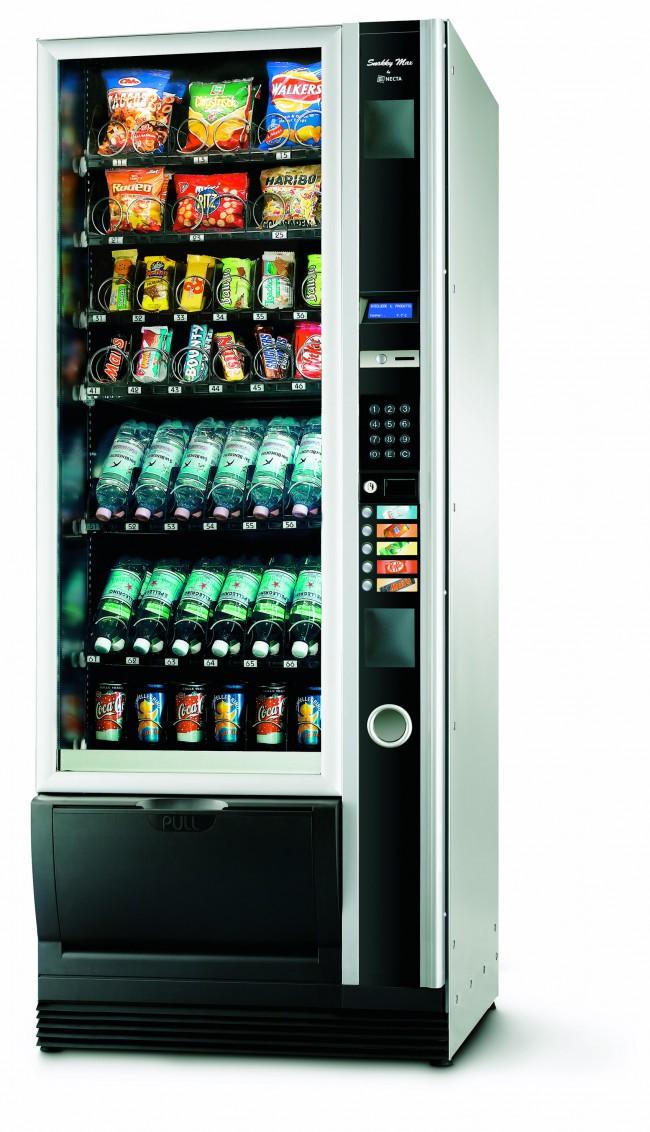 Lavazza - Food- und Getränkeautomat Snakky - Snack Automaten - Automaten